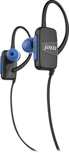 Jam - Transit Mini Wireless Earbud Headphones - Blue