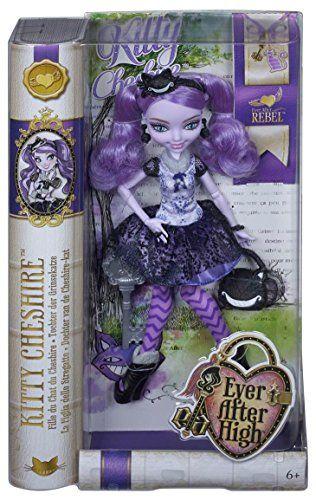 【楽天市場】エバーアフターハイ人形ドール Ever After High Kitty Cheshire Doll:ファミリーポケット