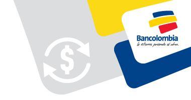 Notificación: Comprobante de pago de tarjeta de crédito propia Bancolombia App Personas