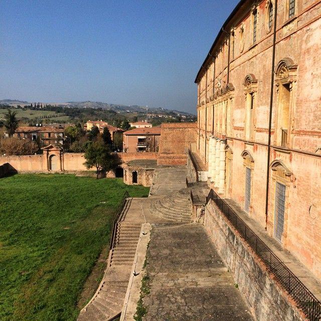 Palazzo Ducale di Sassuolo - Instagram by giulicasti88