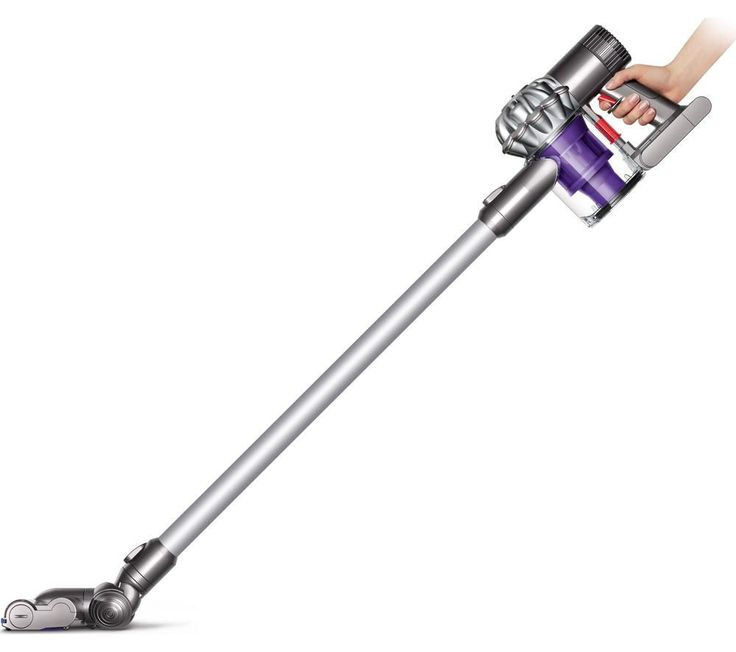DYSON V Cordless Vacuum Cleaner  Silver