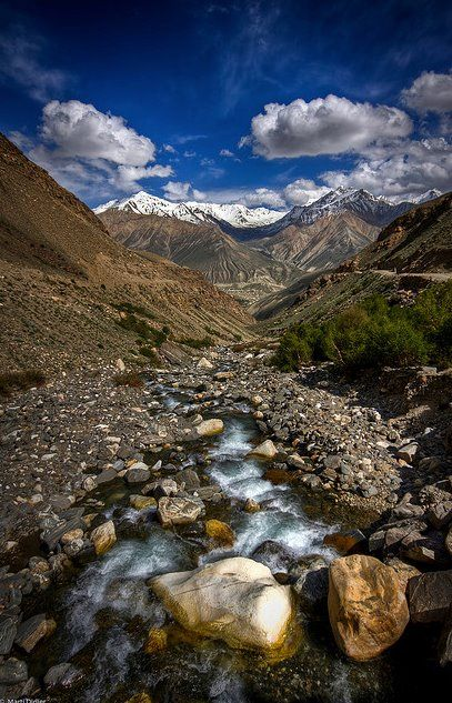 Afghanistan, Wakhan Valley by M.Bob.