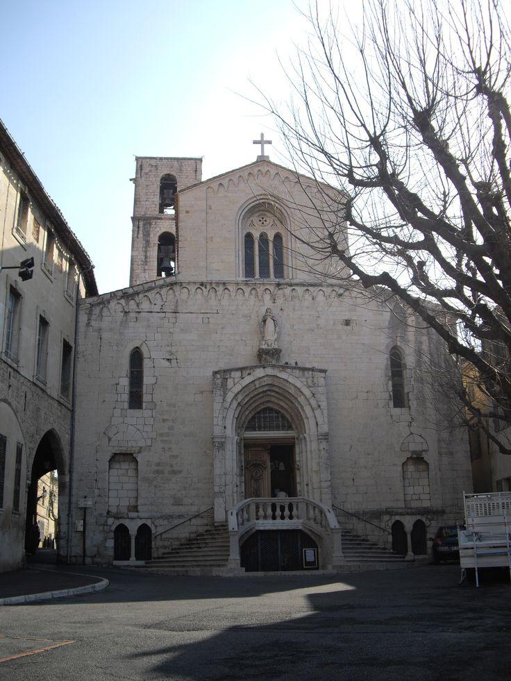 Grasse - Cathédrale Notre Dame du Puy. By Stefania Antonelli