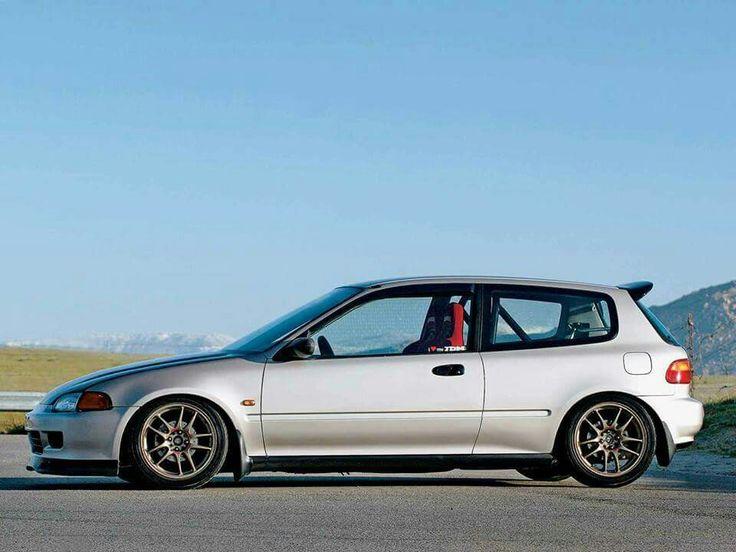 The 25 best honda hatchback ideas on pinterest honda for Honda eg hatchback