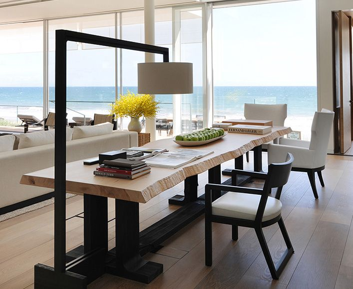 modern wood dining room sets. Modern wooden dining table  a modern room set for the Malibu Beach house 73 best Dining Tables book images on Pinterest Career
