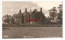 Wilcote House Wilcote North Leigh Chipping Norton Real Photo Vintage PC 20.6