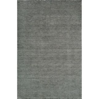 Shop for Loft Studio Blue Lagoon Hand-Loomed Wool Rug (7'6 x 9'6). Get free shipping at Overstock.com - Your Online Home Decor Outlet Store! Get 5% in rewards with Club O!