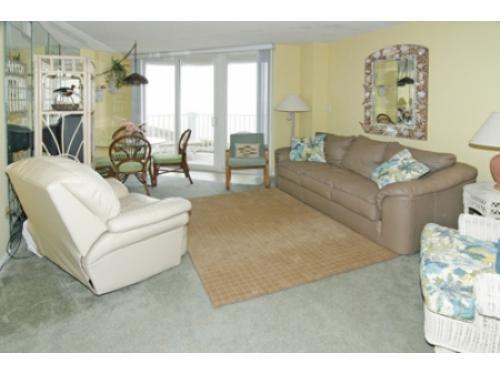 St. Regis 1410 - Oceanfront condominium - North Topsail Beach, Topsail Island | RentABeach