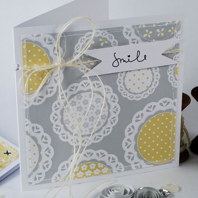 'Isabelline' Paper Pack & Tiny {Blooming} Sentiments