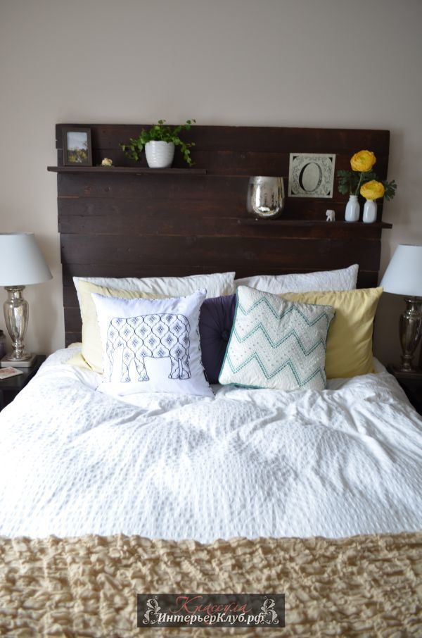 110 Идеи для изголовья кровати, идеи изголовья кровати своими руками, оформить изголовье кровати своими руками