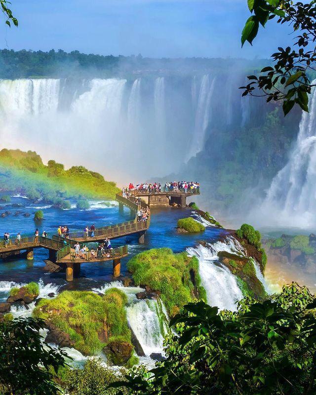 Pin De Great Abuela En Views Parque Nacional De Iguazú Cataratas Del Iguazu Argentina Viaje En America Del Sur