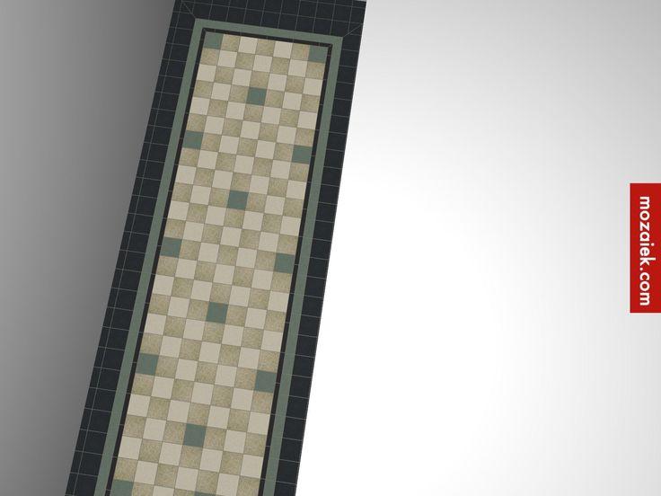 gang in den haag Bathroom door Monique Mozaiek(mozaiek.com) op het ViSOft 360 portal