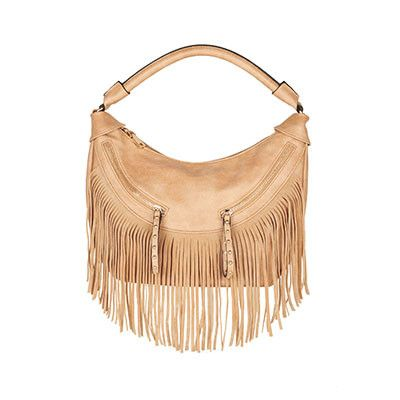 Desert Fringed Hobo Concealed Carry Bag (Two Color Options)