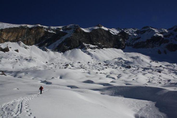 Randonner l'hiver | Parc national des Pyrénées