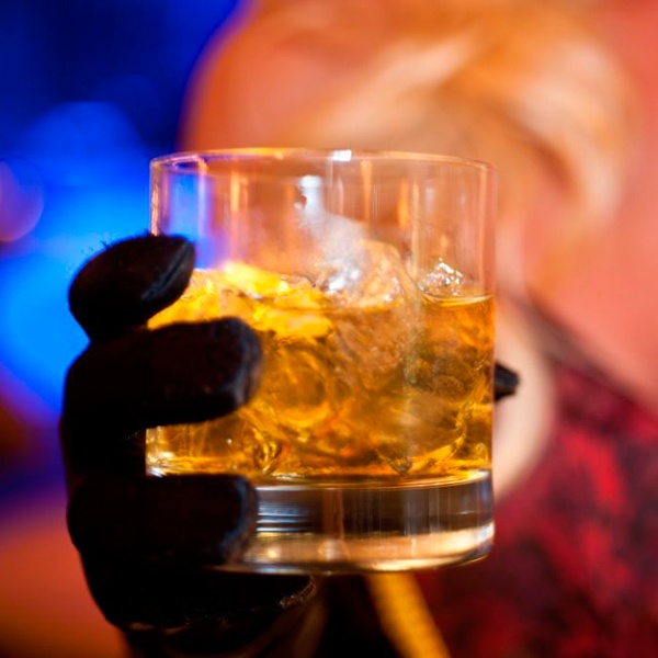 The Rusty Nail, my absolute winter time go to cocktail.