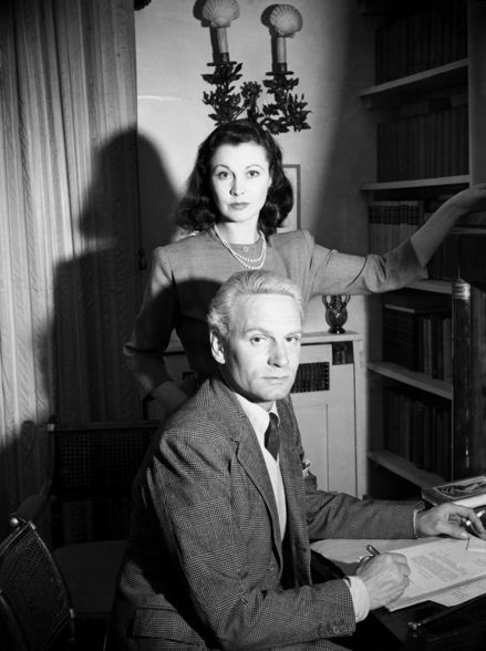 165 best images about Vivien Leigh on Pinterest | Gone ...