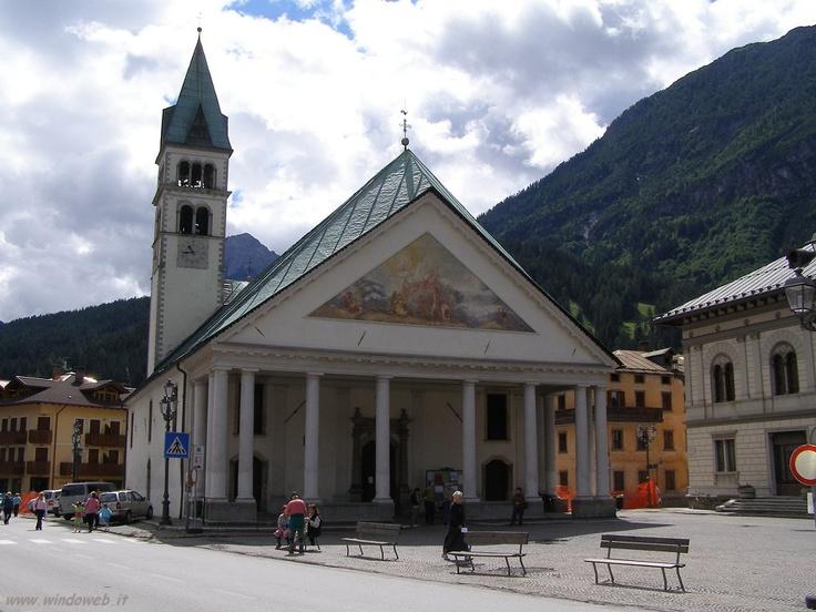 S.Stefano di Cadore (BL) Italy