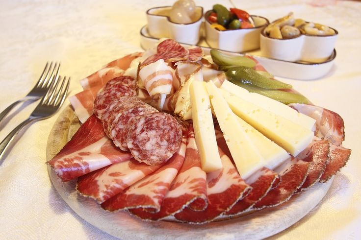 Cheese, Salami and... What else?