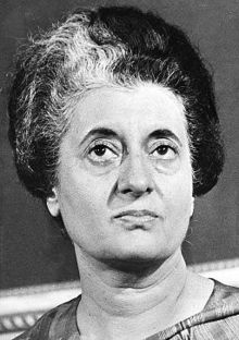 Indira Gandhi Born: Indira Priyadarshini Gandhi (November 19, 1917 - October 31, 1984)