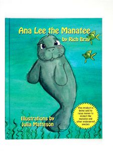 An educational and entertaining book for children of all ages filled with actual manatee facts that will astound you. Proceeds from the sale of this book are donated to help protect the manatee and other endangered species. Illustrations by Julia Matteson.