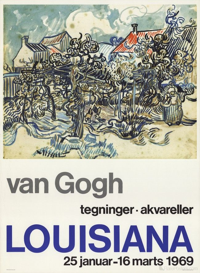 Vincent van Gogh- Louisiana
