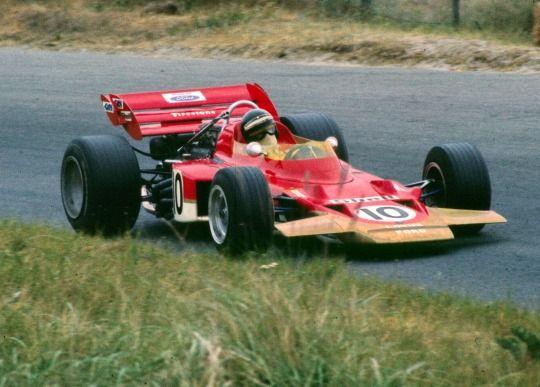 Jochen Rindt - 1970 Dutch Grand Prix