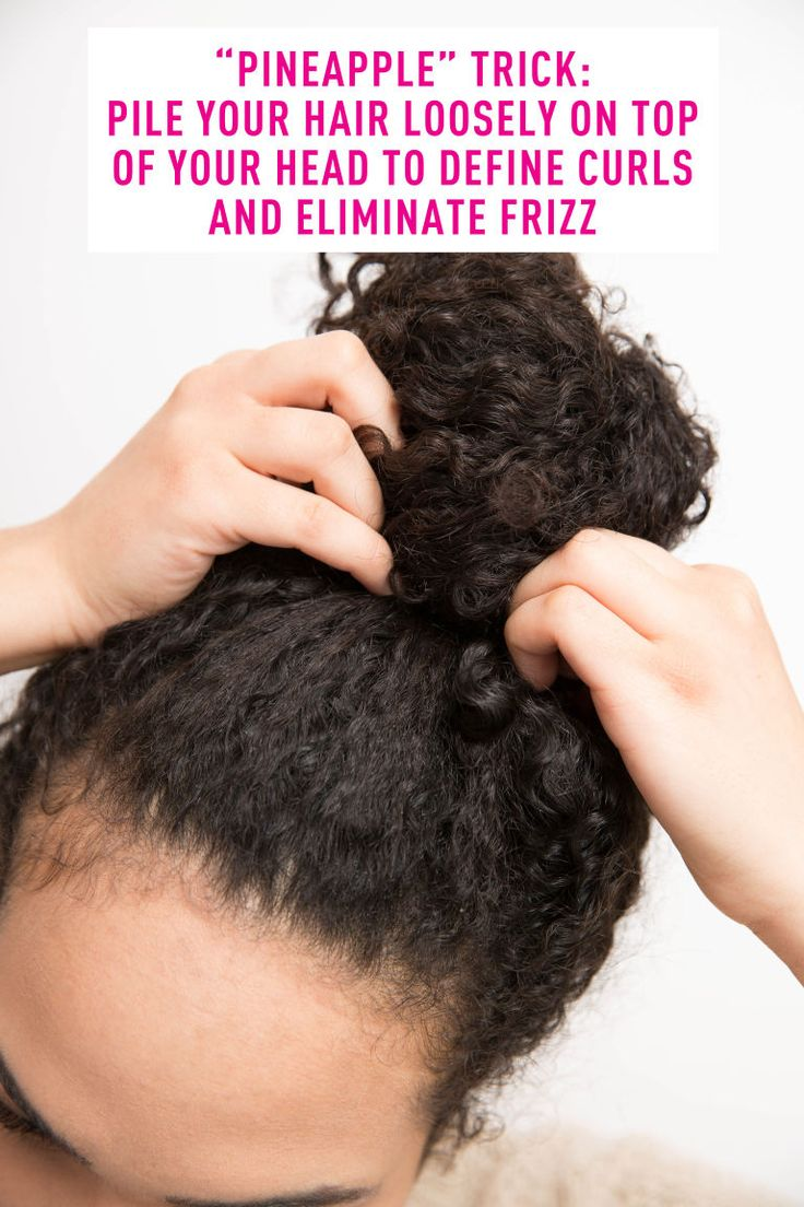 18 Life-Changing Hacks for Curly Hair.