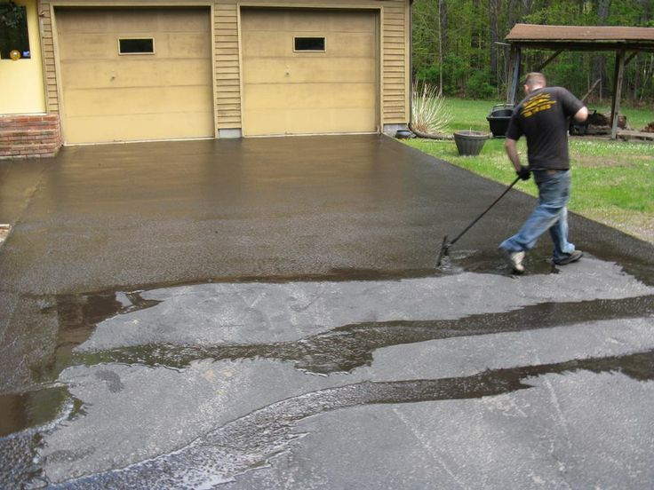Check out the best asphalt sealer at axeon sp for Best way to remove oil from concrete driveway