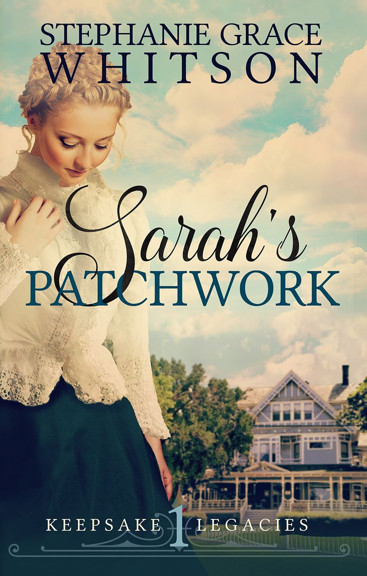 Don't miss this bestseller deal, Sarah's Patchwork by Stephanie Grace Whitson on sale now. It's #2 in Christian > Romance > Western & Frontier