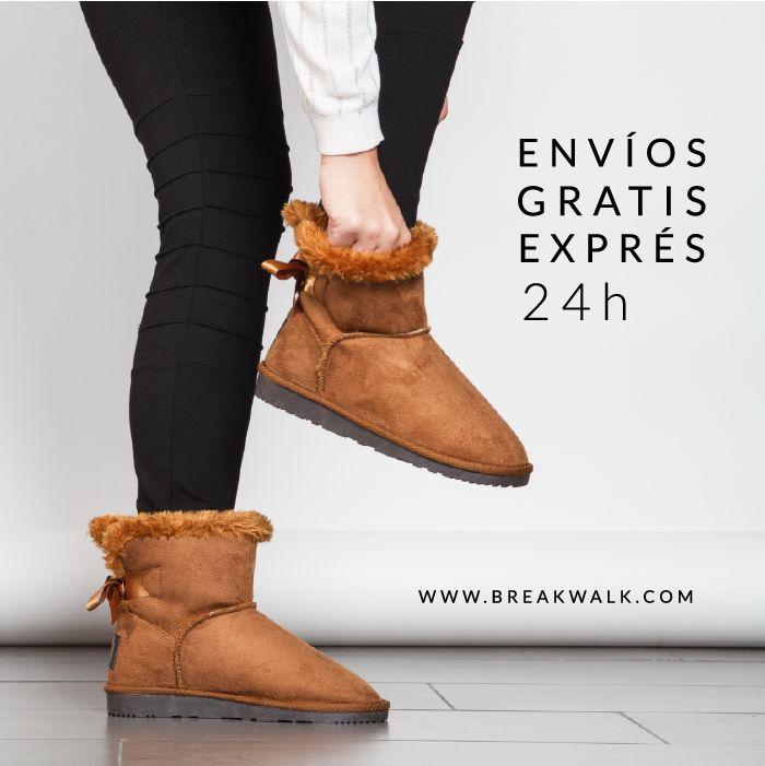 Promoción Nueva Colección Botas Australianas Break&Walk.
