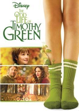 The Odd Life of Timothy Green :  un brin de poésie... dans un film plein de sensibilité... à voir en famille si possible