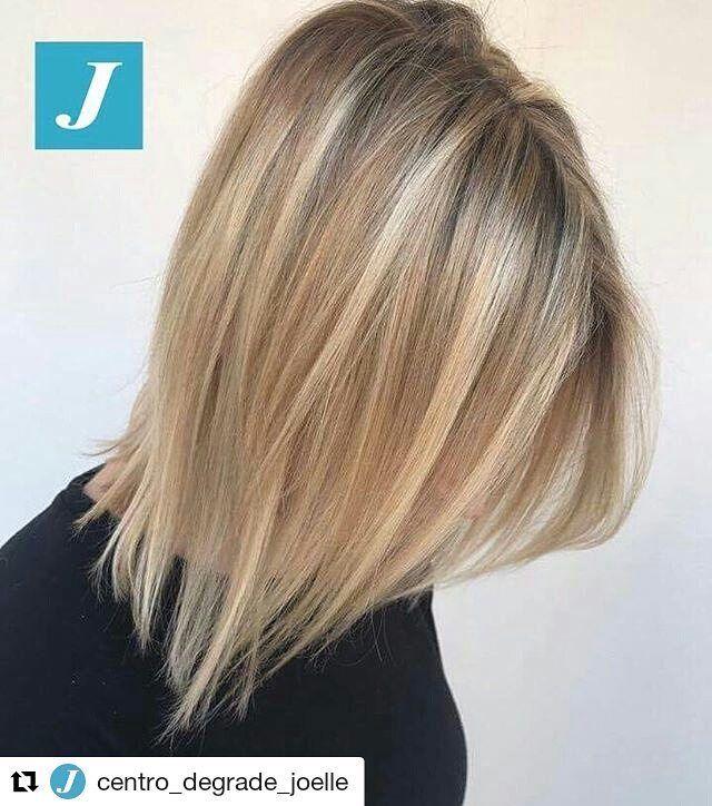 """""""Mi piace"""": 1, commenti: 1 - Zero Difetti Studio - Matera (@degradejoellematera) su Instagram: """"Biondo perla _ Degradé Joelle  #cdj #degradejoelle #tagliopuntearia #degradé #igers #musthave #hair…"""""""