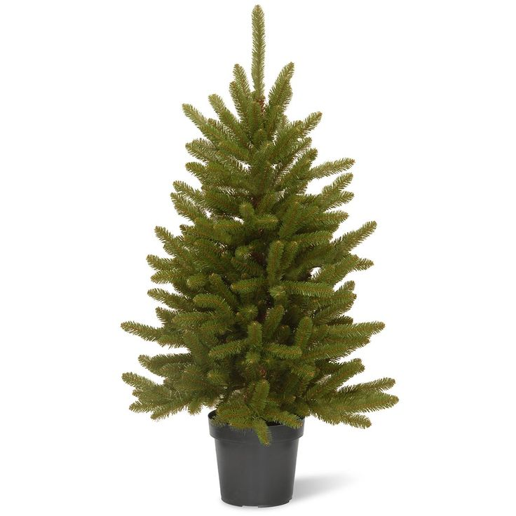 4 ft christmas trees artificial part 20 4ft kensington potted artificial christmas tree - 20 Ft Christmas Tree