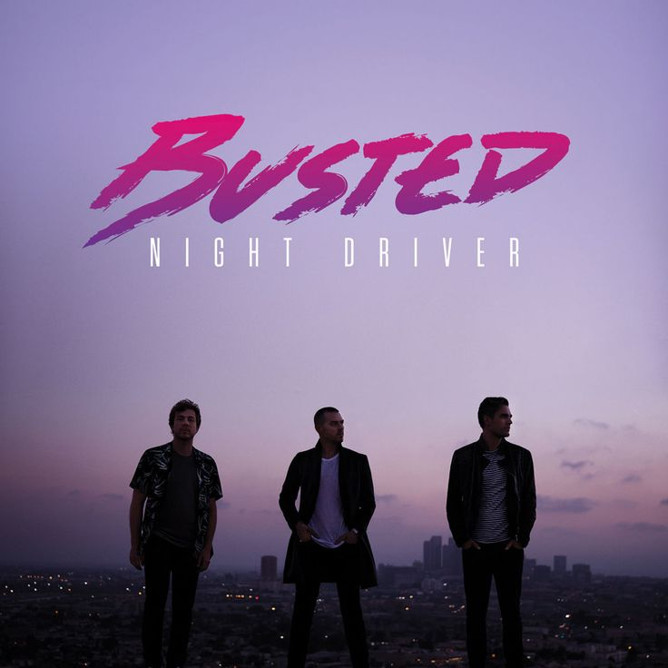 Busted's comeback album Night Driver reviewed: a regenerated band moving forward  - DigitalSpy.com