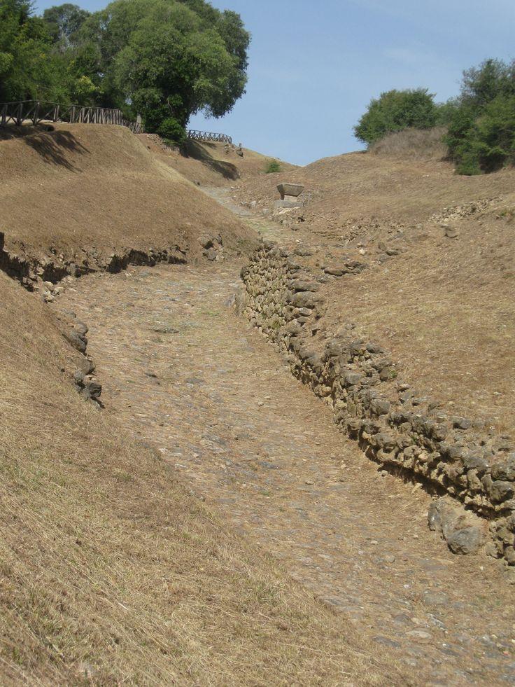 di Salvina Pizzuoli  Visitare un sito archeologico esteso e grandioso come quello di Roselle è come un viaggio dentro la storia, dove documenti tangibili e visibili circondano il visitatore…