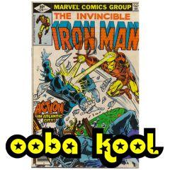 IRON MAN / ACTION IN ATLANTIC CITY / MARVEL COMICS VOL 1 #124 JULY 1979 / OobaKool Comics