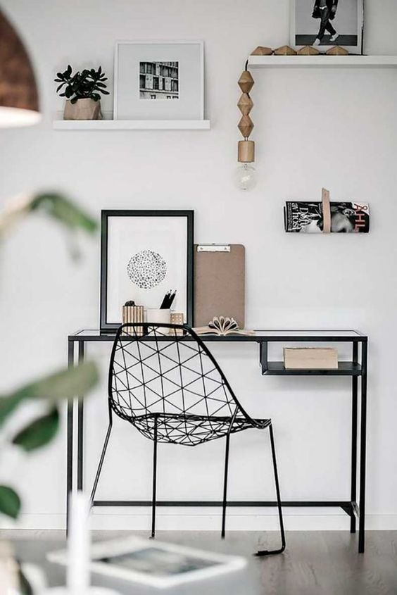 Interior inspiration | Minimalistic | Industrial | Scandinavian | Design | More on Fashionchick