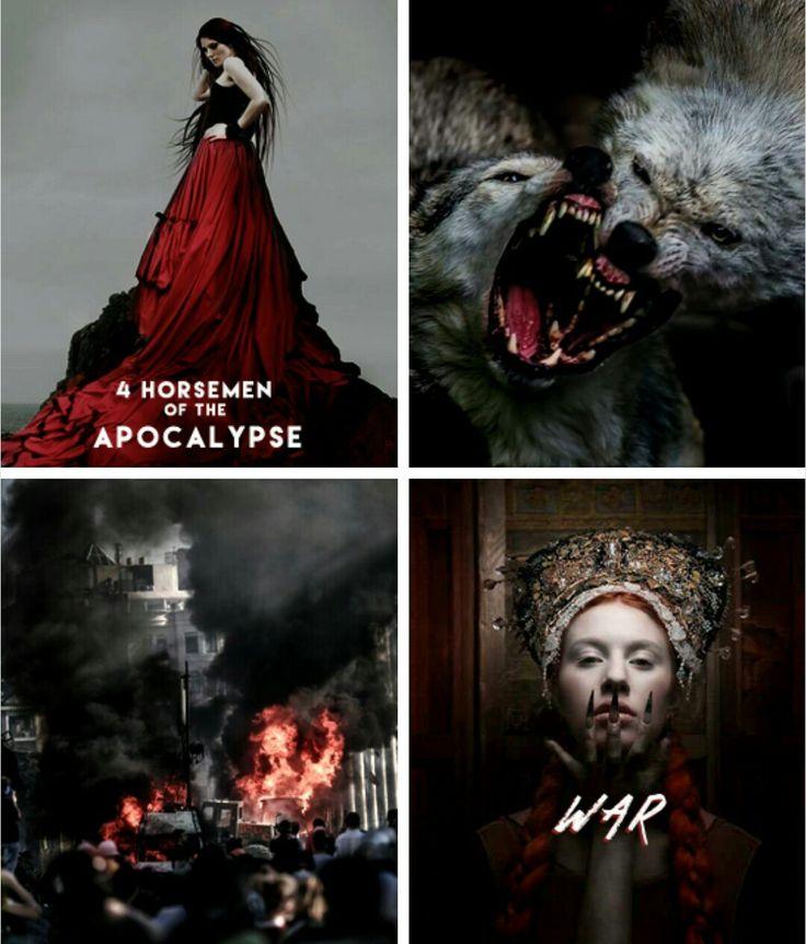 Four Horseman of the Apocalypse: War tumblr #mythology