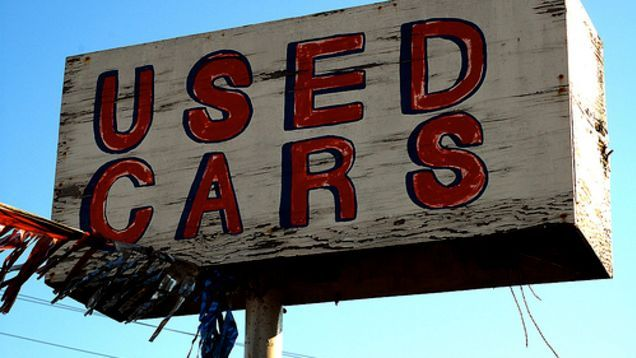 Buying a used car may sound simple, but most people find it pretty intimidating. Brett and Kate McKay from The Art of Manliness put together this helpful pre-purchase guide. Even if you're a title-turnin' pro, it's worth a quick review.