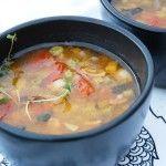 Italiensk soppa med vildris