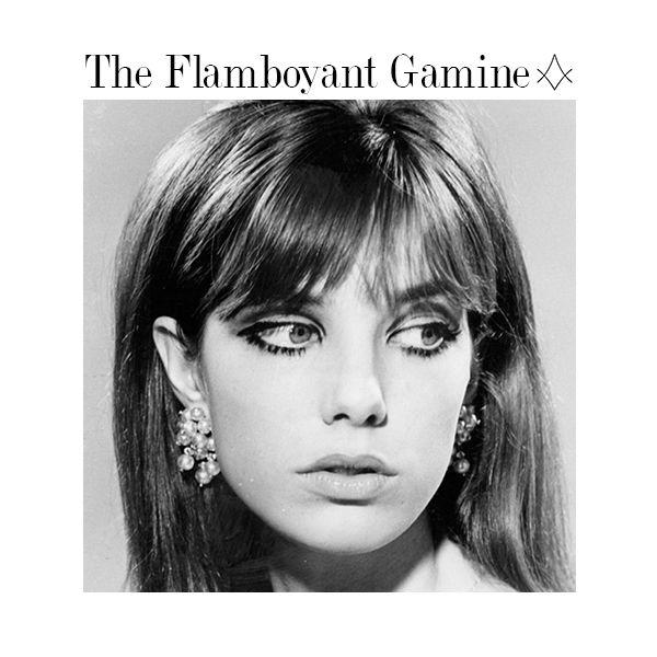 The Flamboyant Gamine Style Archetype.
