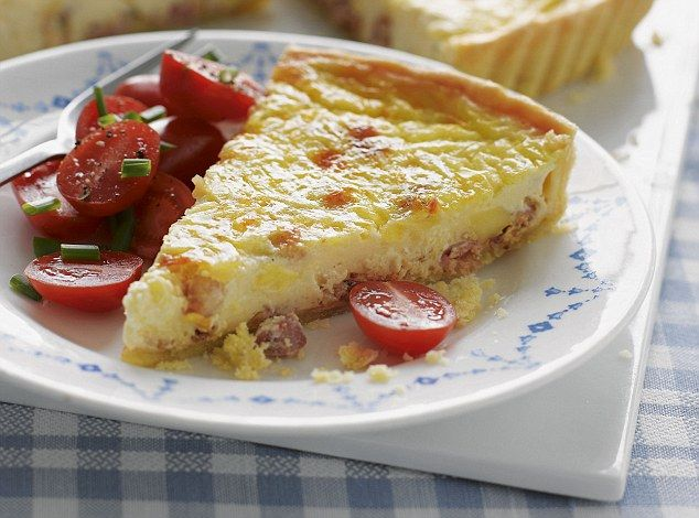 The Great British Bake Off 2015's recipes for savoury pies and pastries | Daily Mail Online