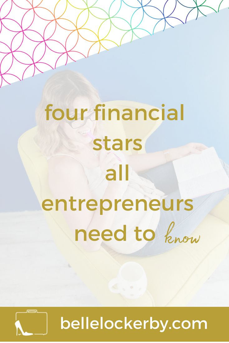 Need to find out who the four financial stars are that can help your business grow?  Check them out here via @https://au.pinterest.com/bellelockerby/