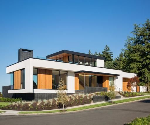 One day your life will flash before your eyes,  make sure it's worth watching.  Gerard Way Eight Gems of Modern Portland Architecture | Portland Monthly