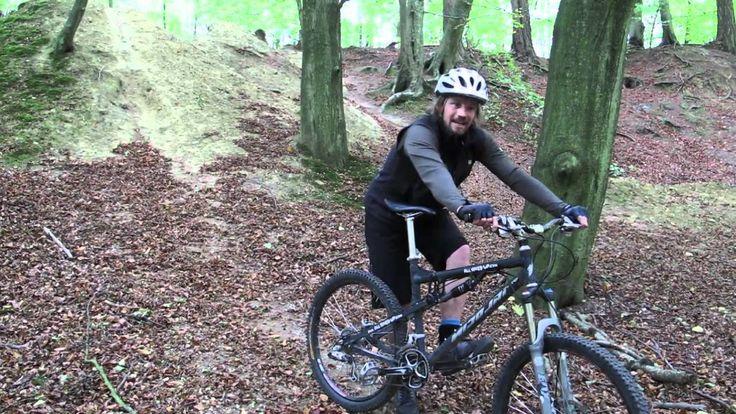 Mountain Bike Technique - Short Sharp and Steep Part 2