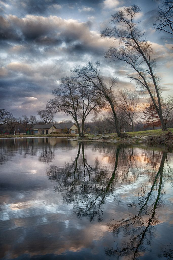 ~~begin to remember • Riverside, Illinois • by Elisa Ursalas~~