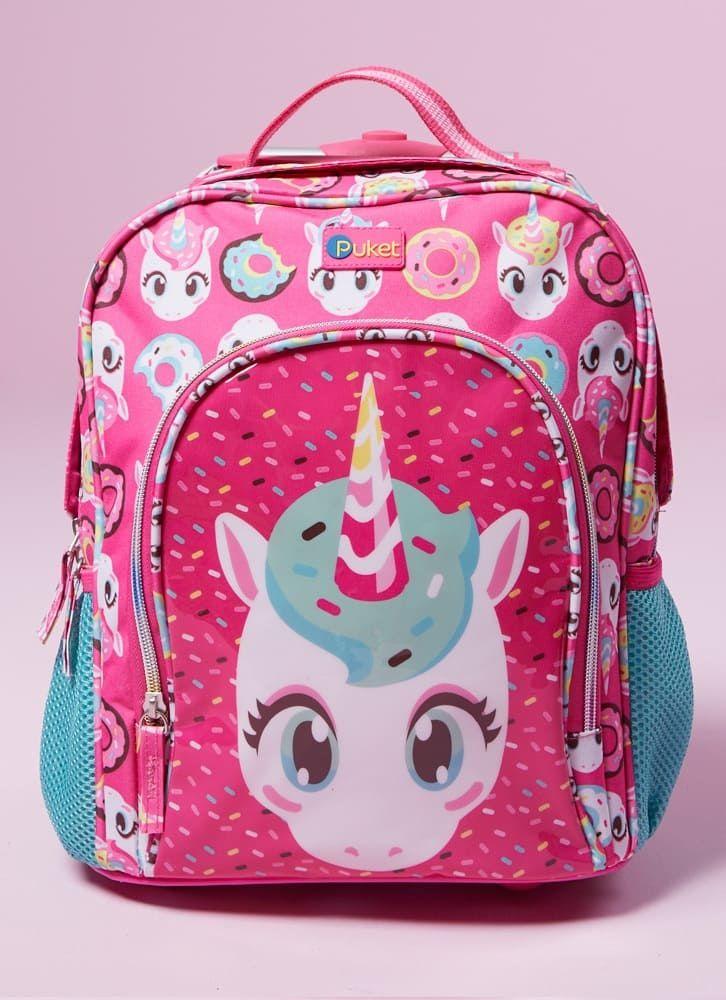 a7fb56b02 MOCHILA COM RODINHA INFANTIL UNICÓRNIO | carteras, bolsos,lentes y ...