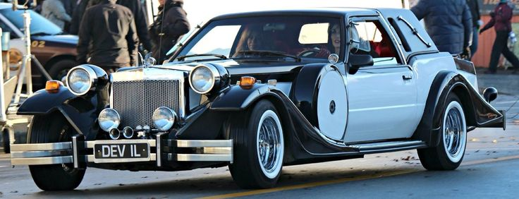 1000+ images about Cruella De Vil's Car on Pinterest ...