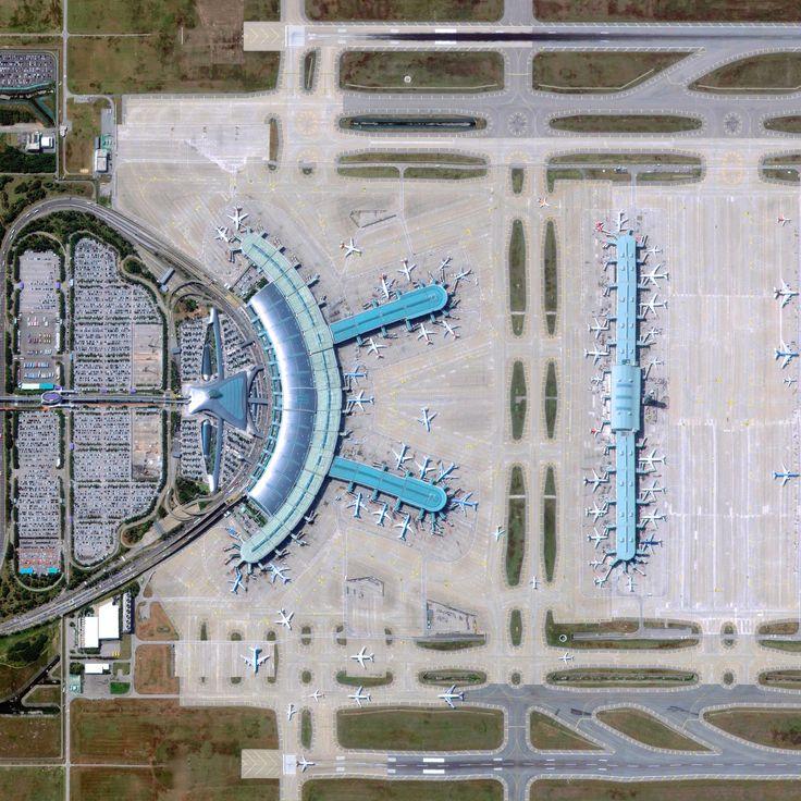 Incheon International Airport South Korea Fentress
