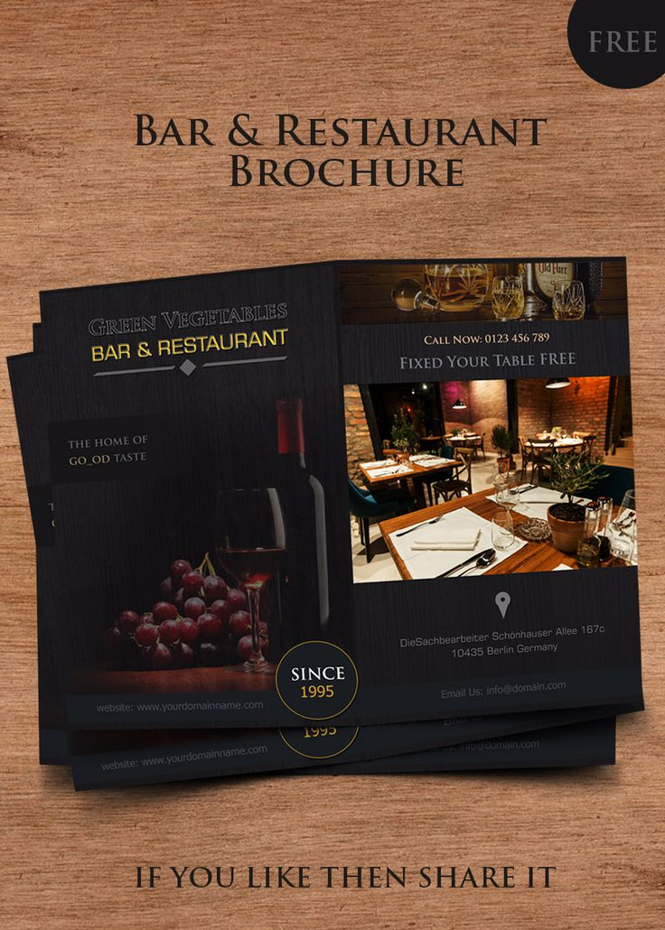 free brochure templates  a collection of ideas to try